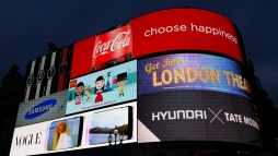 Piccadilly Signage