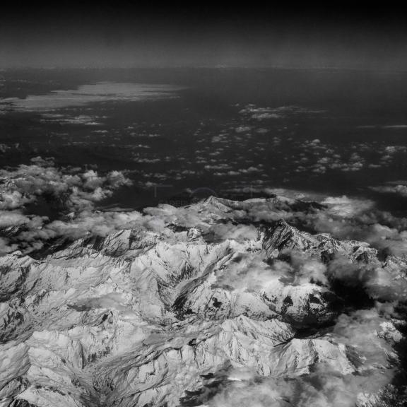 The Snowy Mountain Range