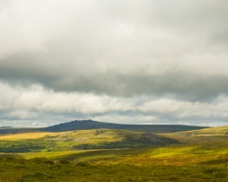 Landscape at Dartmoor
