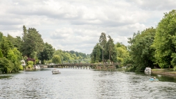 Towards Marsh Lock