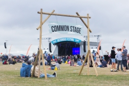 Common Stage Entrance